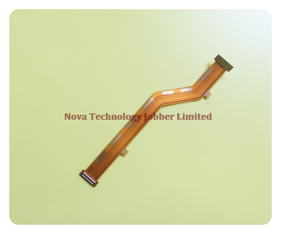 Wyieno 5080 Motherboard Ribbon Replacement Parts For Alcatel Shine Lite OT5080 Mainboard LCD Connector Main Flex Cable +tracking