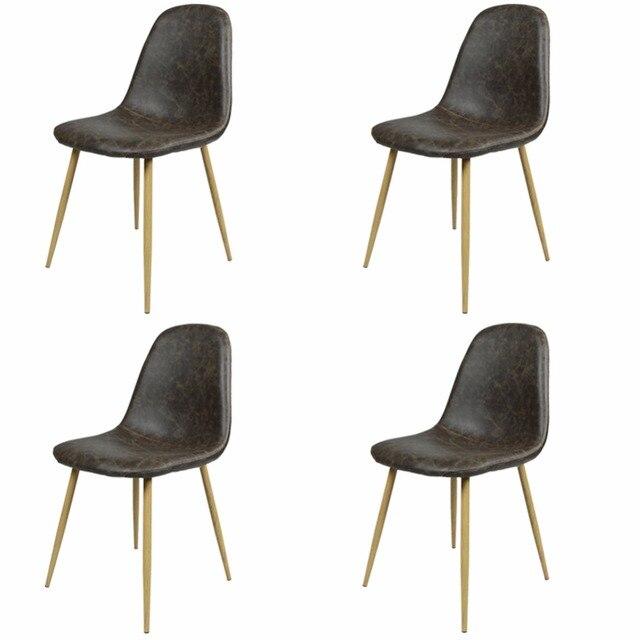 Modish Aingoo Europa Ameryka Wielofunkcyjny Fotel Jadalnia Krzesło CI23