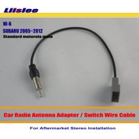 For Subaru Forester Impreza Legacy Outback Car Radio Antenna Aftermarket Stereo Antenna Wire Standard Motorola Male