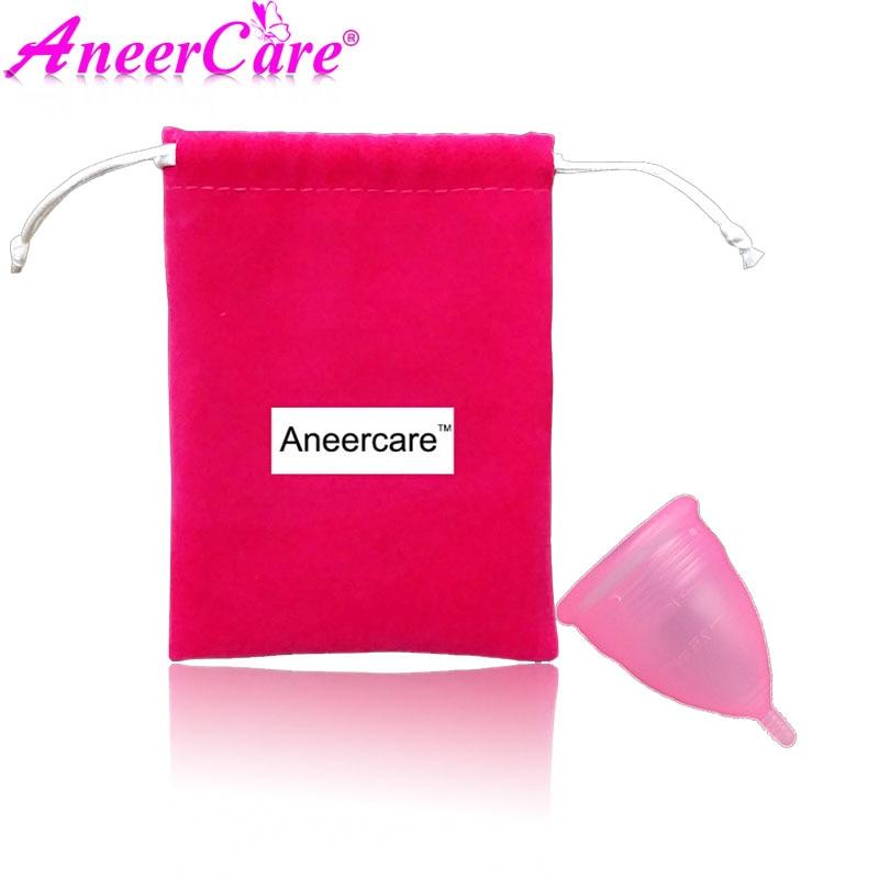 1 Unids Productos de Higiene Femenina Copa Menstrual Copa Médica de - Cuidado de la salud - foto 1