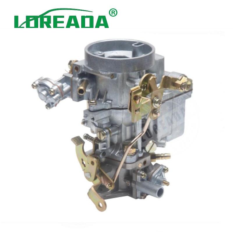 LOREADA Genuine carb carburettor CARBURETOR for VOLGA GAZ Engine OE K131A 1107010 K131A1107010 fuel system Car