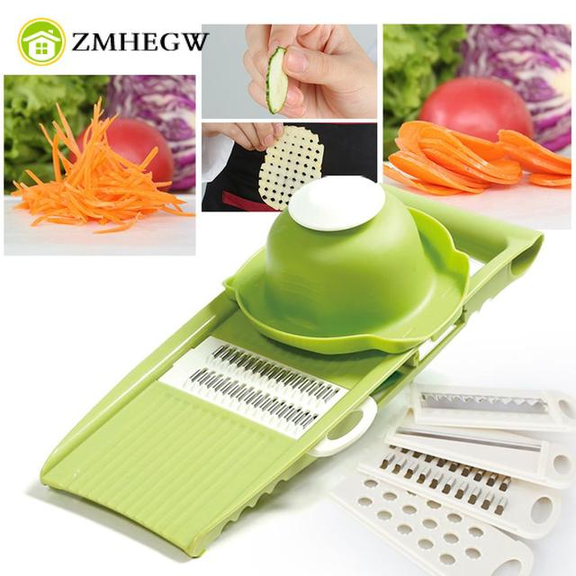 vegetable slicer food chopper cutter cheese grater garlic grinding