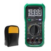 MY60 Digital Multimeter DMM AC/DC Voltmeter Ammeter Ohm meter Tester w/hFE Test Multimetro Ammeter Multitester with bag