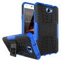 Для HUAWEI Y5II/Y5 II Case Heavy Duty Броня Ударопрочного жесткий Силиконовой Резины Телефон Case Cover Для Huawei Y5 2 Y5 II