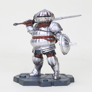 Image 4 - Dark Souls Seelen Ritter Artorias boss Abyss Walker Siegward von Catarina Fangamer schreibtisch dekoration PVC Action Figure Spielzeug