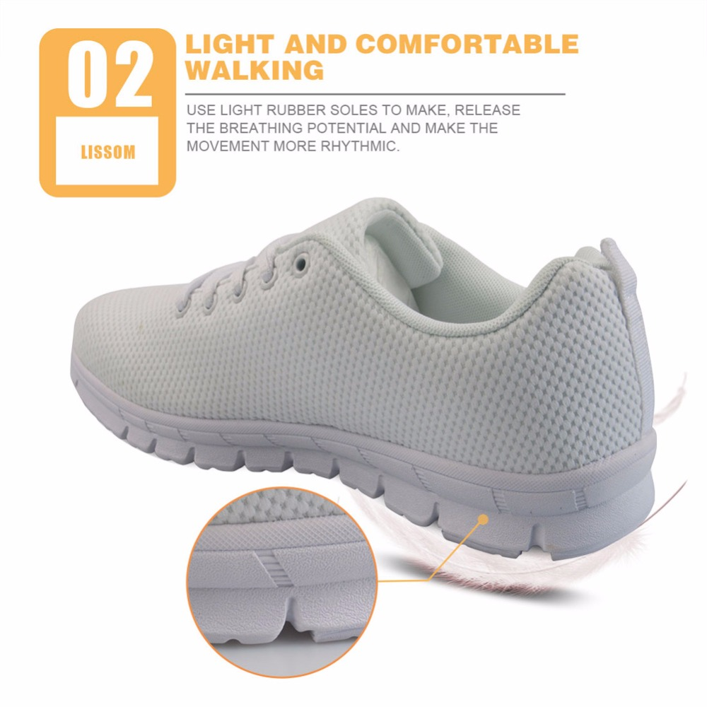 FORUDESIGNS Kvinnor Casual Shoes Kvinnlig Utomhus Platt Andningsbar - Damskor - Foto 4