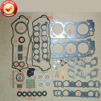 5vz 5vzfe Engine Full gasket set kit for Toyota Hilux II/land Cruiser/Tundra Pickup 3.4L 3378CC 04111 62130 04111 62150 50177700