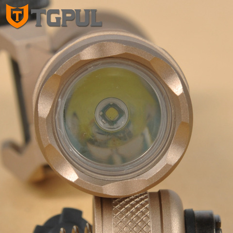 tgpul m600 serie m600b mini scout luz