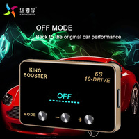 Fast Start Accelerate Car powerfully Tuning Booster pedal box Electronic Throttle Controller For NISSAN X TRAIL T30 2000.10+