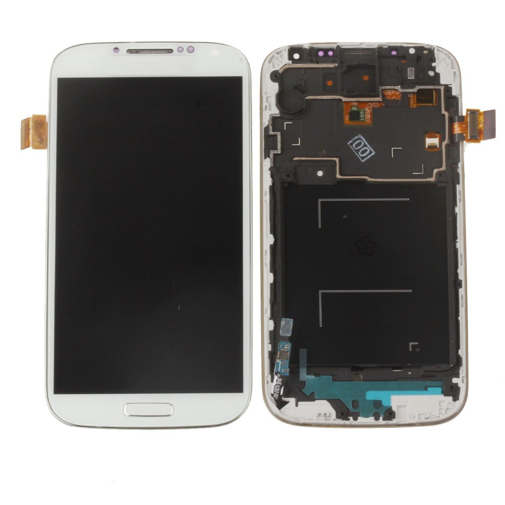 LCD-Display-For-Samsung-Galaxy-S4-i9500-i9505-LCD-Display-Touch-Screen-Digitizer-Assembly-Frame-lcd