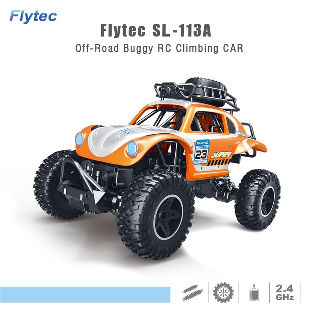 High Quality Remote Control RC Cars Toys 1/14 2.4GHz 5.8km/H Independent Suspension Spring Off Road Vehicle RC Crawler Car Gifts