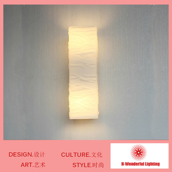ФОТО 2014New fashion desgin Modern balcony Energy saving LED Glass Wall Lamps