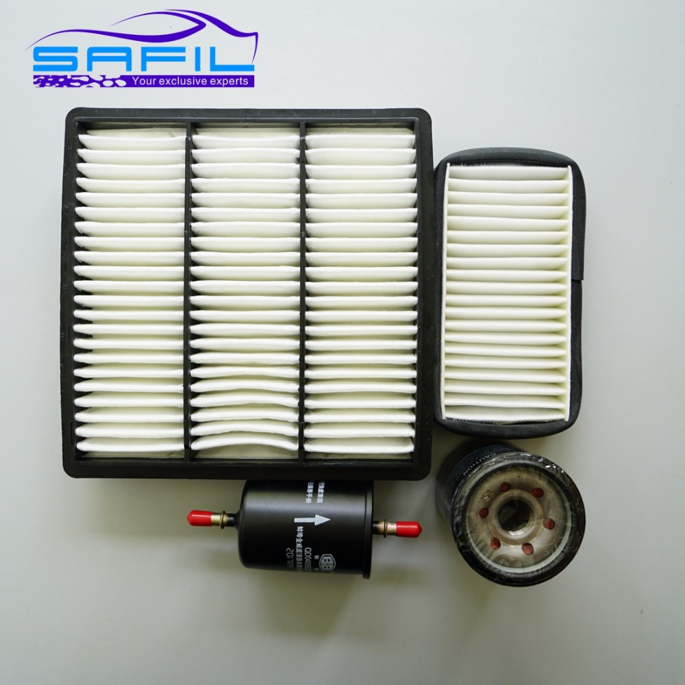 air filter cabin oil fuel filter for great wall Hover H3 H5 Gasoline car  oem:109102 K00 MD135737 96335719-in Air Filters from Automobiles &  Motorcycles on ...