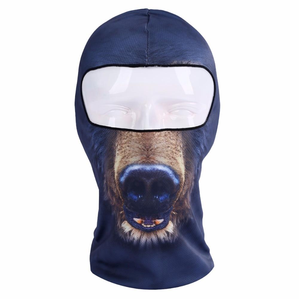 Prix pour Polaire Masque Snowboard Capot Chapeau de Vent Moto Bicyle Vélo thermique balaclava écharpe le nord de visage moto plein visage crâne