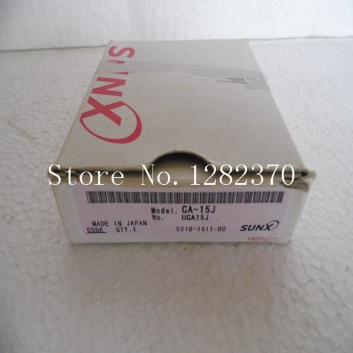 [SA] New Japan genuine original SUNX sensor GA-15J Spot [zob]omron brand new genuine sensor e3fa rp21 genuine guarantee sensor switch 2pcs lot
