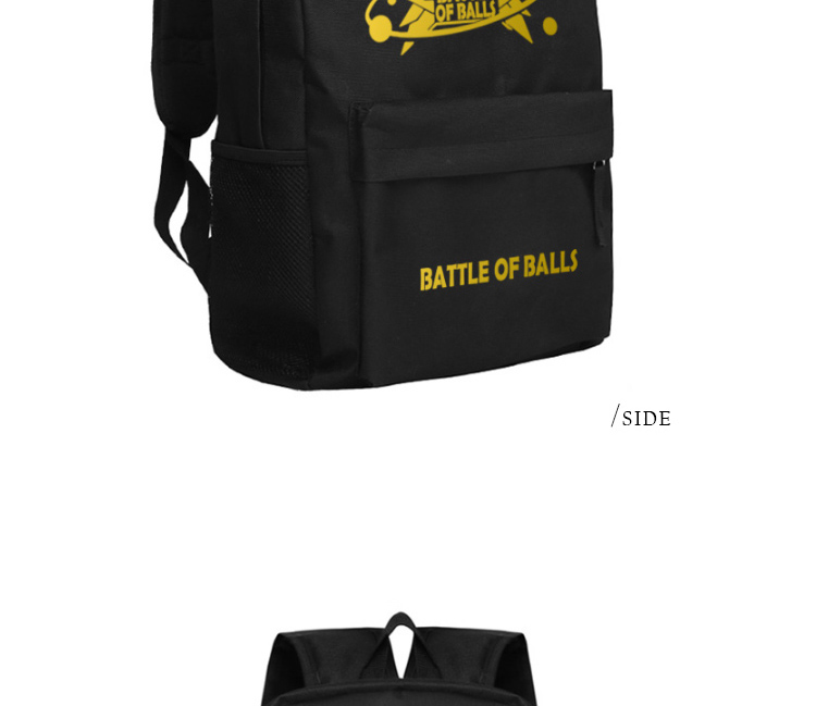 Battle of Balls Backpack Dragon Ball Schoolbag for Boys and Girls (8)