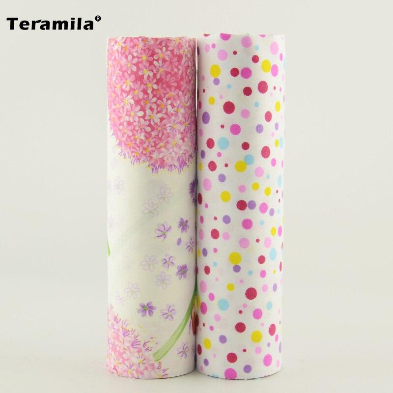 ̀ •́ Teramila flor 100% algodón material de alta calidad 2 tipos ...