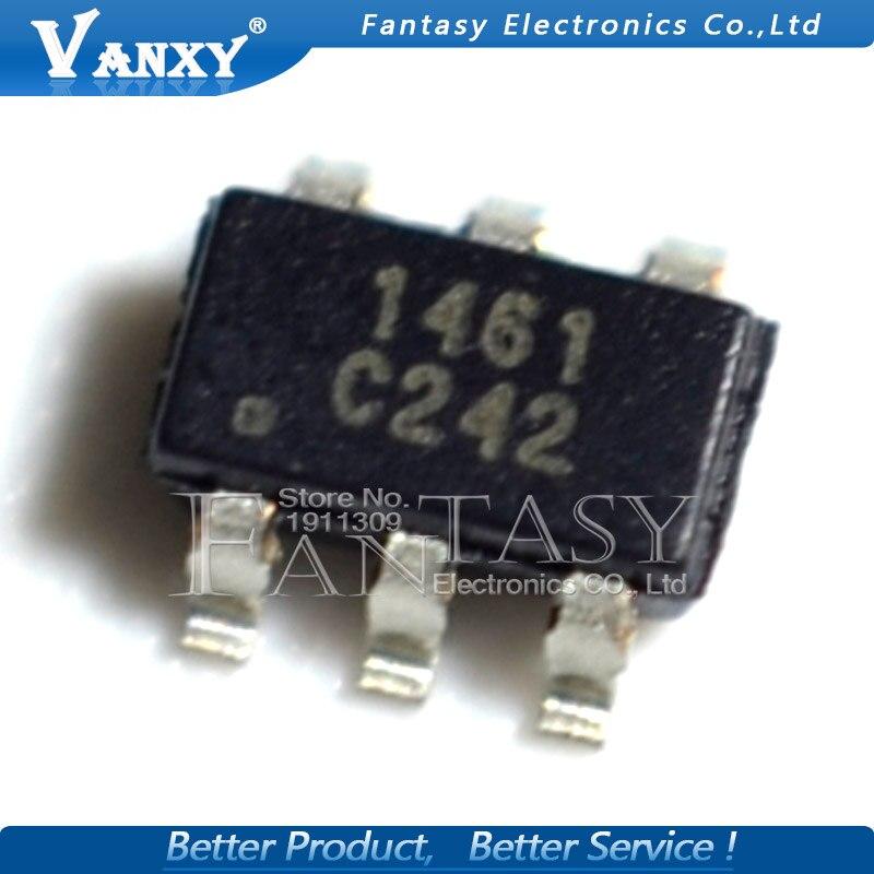10PCS TRI1461 SOT23-6 TRI1461 1461 SOT