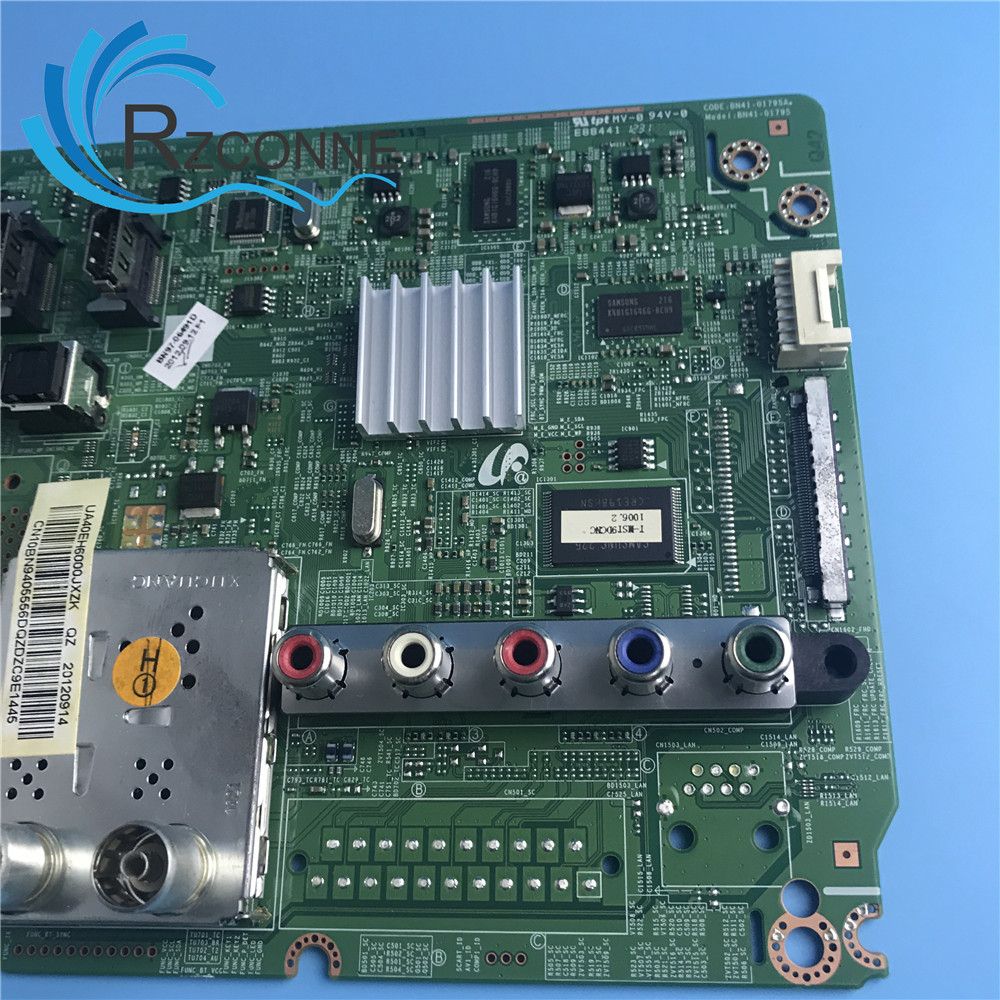Used Motherboard Mainboard Card For Samsung 40