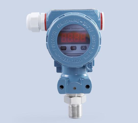 LED Shantou Smart Digital Pressure Transmitter 4-20mA Diffusion Silicon Pressure Transmitter led 4 20ma pressure transmitter