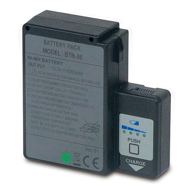 Beste 4000mAH NEUE Fiber optic schweißen maschine batterie für Fujikura FSM 60S FSM 60R FSM 18S FSM 18R BTR 08