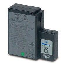 best 4000mAH NEW Fiber optic welding machine battery for Fujikura FSM 60S FSM 60R FSM 18S FSM 18R BTR 08
