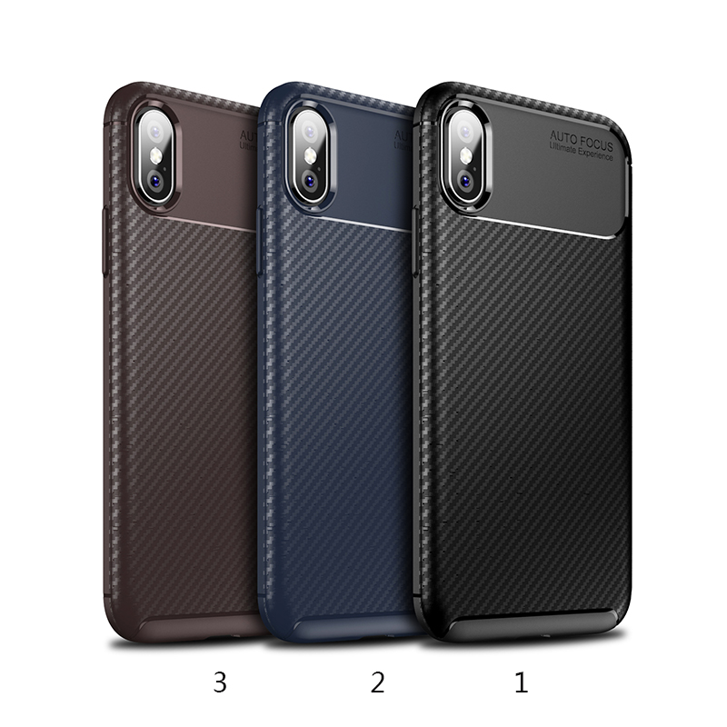 Diamond Grid TPU Armor Case For iPhone X XS Phone Case Frosted Silicon Protective Cover For iPhone XS Max P15