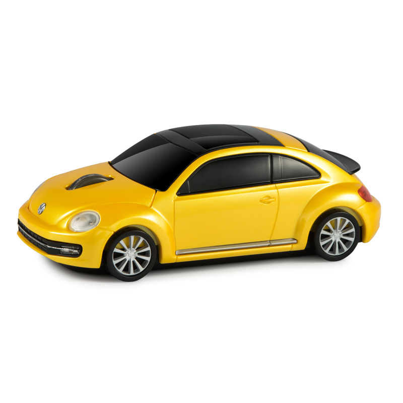 Officially Licensed Vw Beetle Wireless Sports Car Mouse
