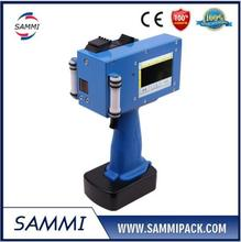 small characters barcode handheld inkjet printers