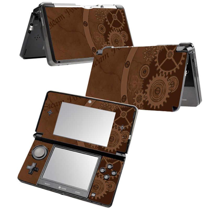 Klasyczny styl Vinyl Protecetive skórka naklejka na Nintendo na naklejki skórki 3DS