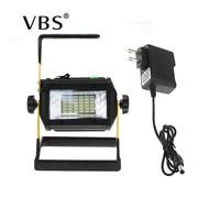 LED Portable Spotlight Lampe Led Outdoor Work Light Flood Light Rechargeable Spotlights 36 Led Camping Work Light Lamp 18650