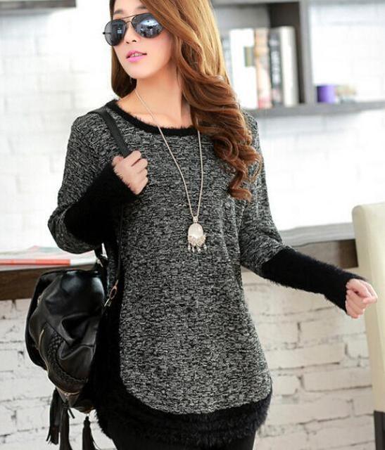Aliexpress.com: Comprar Invierno Moda Mujeres Suéter