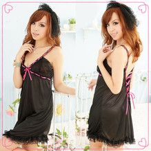 2015 Special Offer Time-limited Cotton Striped Tassel Langerie Kimono Sex Products 1347 Dress Sexy Wearing Rose