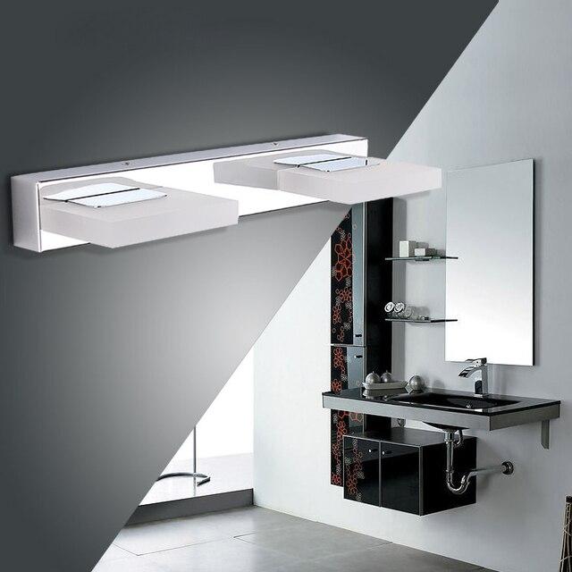 Dressing Table Mirror Led Headlights Lighting Power Energy Saving