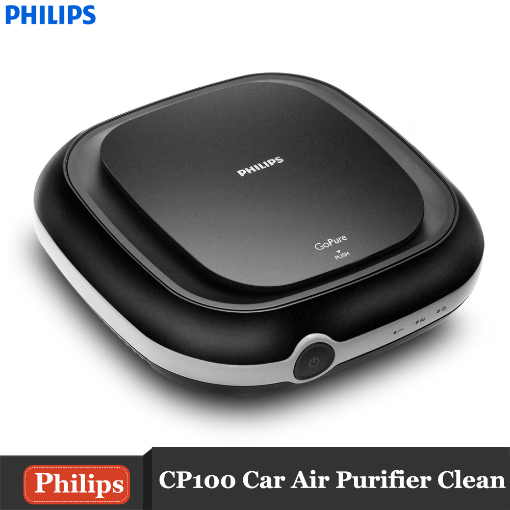 Philips CP100 Airmax 12V Car Vehicle Air Purifier Fresh Air Anion Ionic Oxygen Decoration Car Air Freshener Remove Smoke Clean car anion air purifier oxygen bar car air freshener cigarette smoke absorber