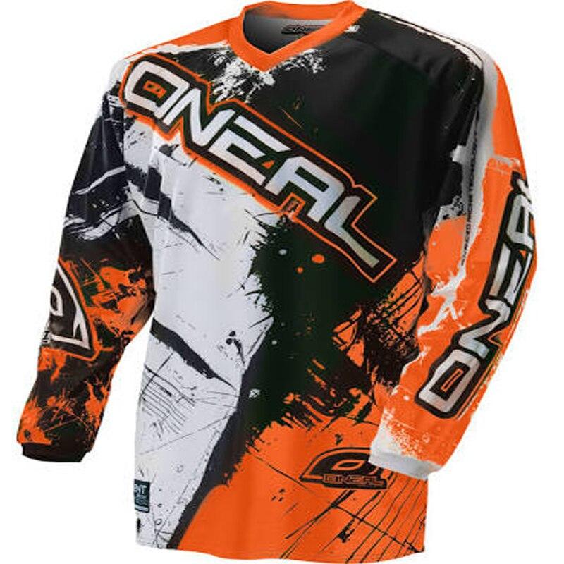 Cycling Moto jerseys ride 100percen Long Sleeve Jersey 2017 DH MX Quick Dry cycling Down ...