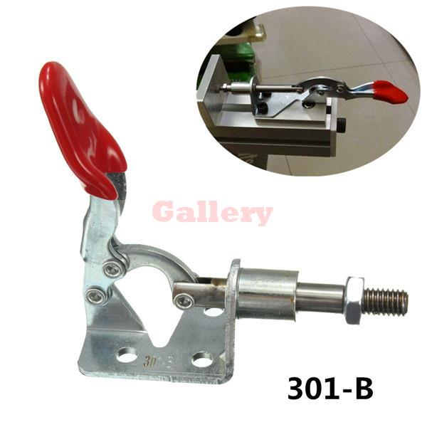 3 Pcs Lot Fast Clamp Quick Release Hand Tool Holding Capacity Type 301-b 45kg Leather B Hand Tools Leather Hand Tools