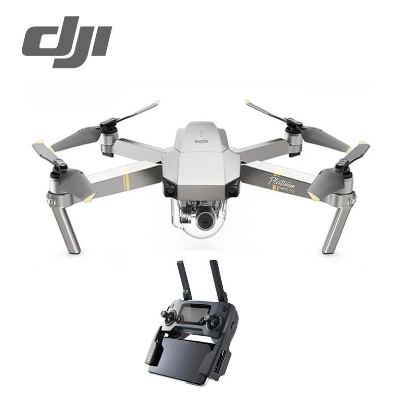 Dji Mavic Pro Platinum Drone Flight Time 30 Mins Gimbal 3 Axis In Stock Camera Drones Aliexpress