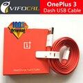 Oneplus 3 traço usb-tipo c cabo 100% de boa qualidade 1 m flash carregamento usb fio para um mais 3 a3000 oneplus 3 t móvel telefone