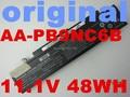 Оригинальные батареи ноутбука 11.1 В Для Samsung AA-PB9NC5B AA-PB9NC6B AA-PB9NC6W AA-PB9NS6B AA-PL9NC2B AA-PL9NC6W R728 R730 R780