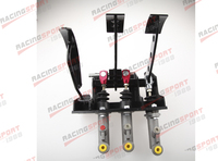 Race Rally Hydraulic Clutch Brake Bias Pedal Box