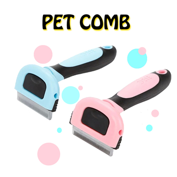 Combs Dog Hair Remover Animal Brush Grooming Tools Detachable Clipper Attachment Pet Trimmer Combs for Cat Pet Supply furmins držák na mobil do auta