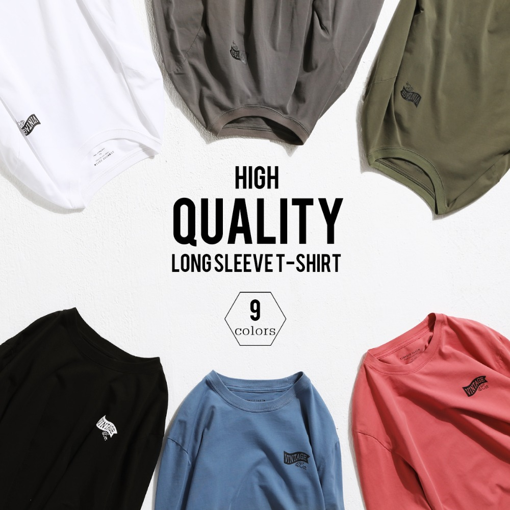 SIMWOOD Long Sleeved   T  -  Shirt   Men Fashion Spring New Tops Letter O-neck Tshirt Casual Streetwear 100% cotton 2019 Tees 180482