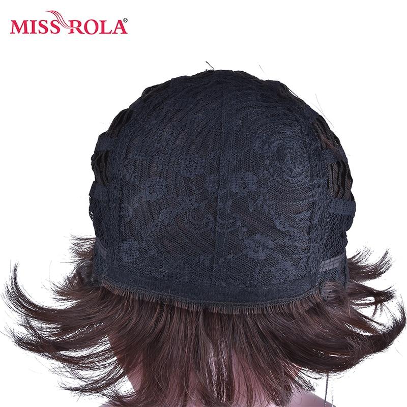 Miss Rola Hair Бразильський волосся людини - Людське волосся (чорне) - фото 5