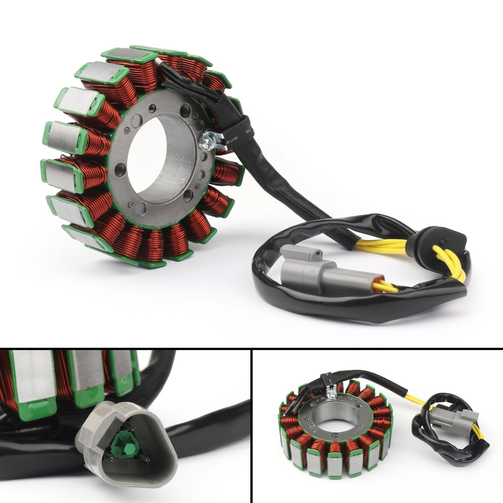 Areyourshop Motorcycle Stator Generator Coil 420889721 For Sea-doo 155 GTIG TX WAKE 260 1500 4-TEC RXP X 215 Motorcycle Parts