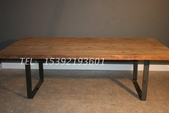 Terrific France Vintage Industrial Furniture Minimalist Modern Loft Ibusinesslaw Wood Chair Design Ideas Ibusinesslaworg