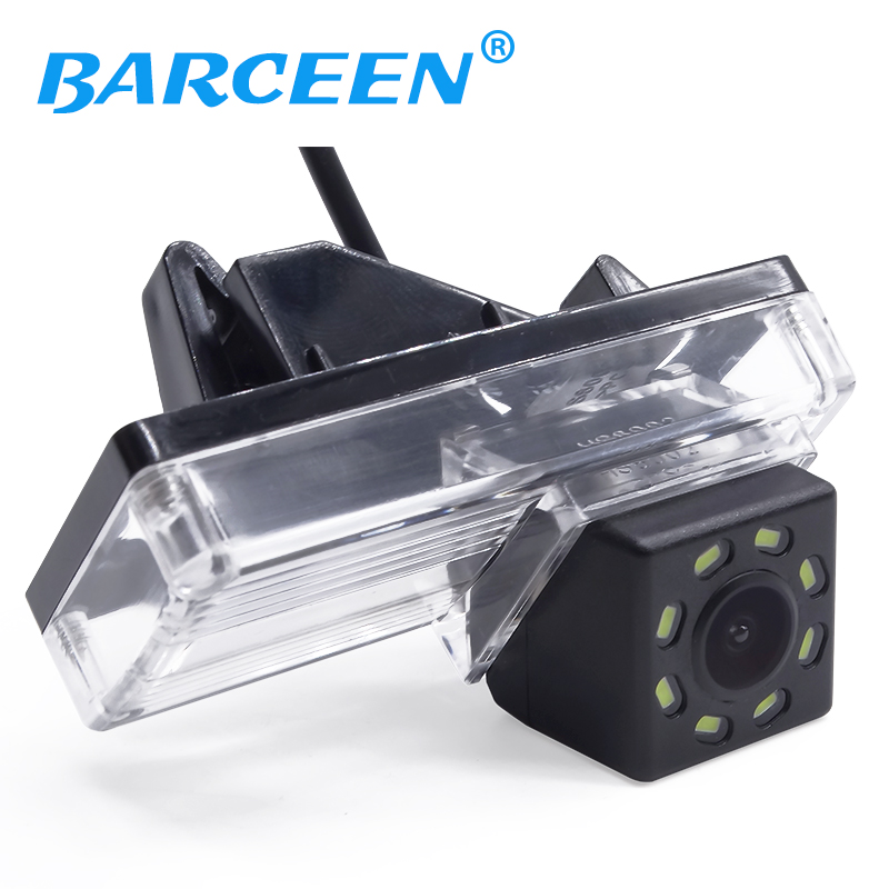 Free Shipping Car Rear View Camera Auto Backup Reverse Parking Rearview Camera for <font><b>Toyota</b></font> Land Cruiser <font><b>LC</b></font> <font><b>100</b></font> 120 200 Prado image