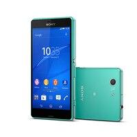 Original New Sony Xperia Z3 Compact D5833 4.6 4G LTE 2GB RAM 16GB ROM Quad Core ROM WIFI GPS 2600mAh Android Phone