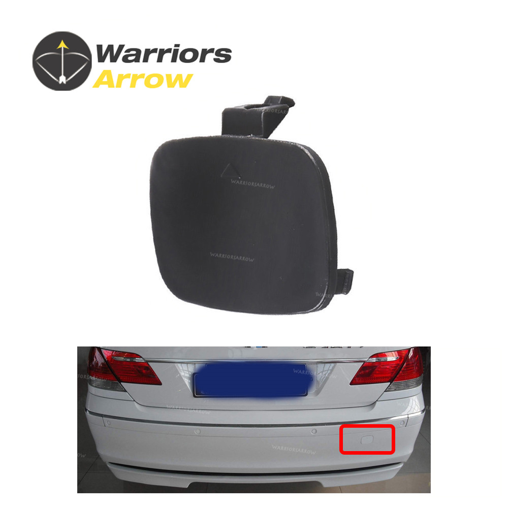 Front Bumper Tow Hook Cover Cap for BMW E65 E66 2002-2005 51117042702