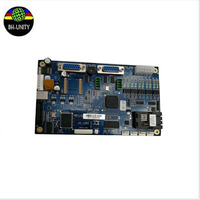 high quality dx5 printhead main board for galaxy leopard digital printer spare part